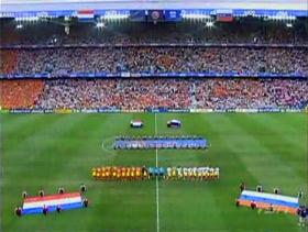 オランダ対ロシア