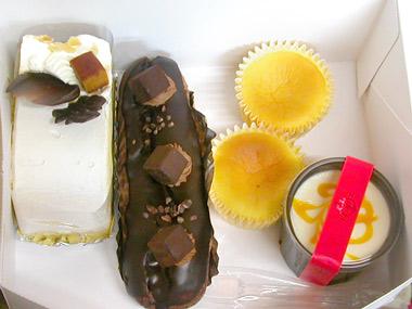 フランツのケーキ