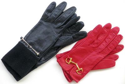 グッチ 革手袋