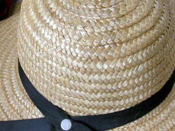 麦わら帽1