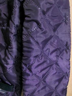 Smockshop ジャケットの袖