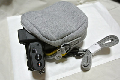 Nikon1 V1とバッグ